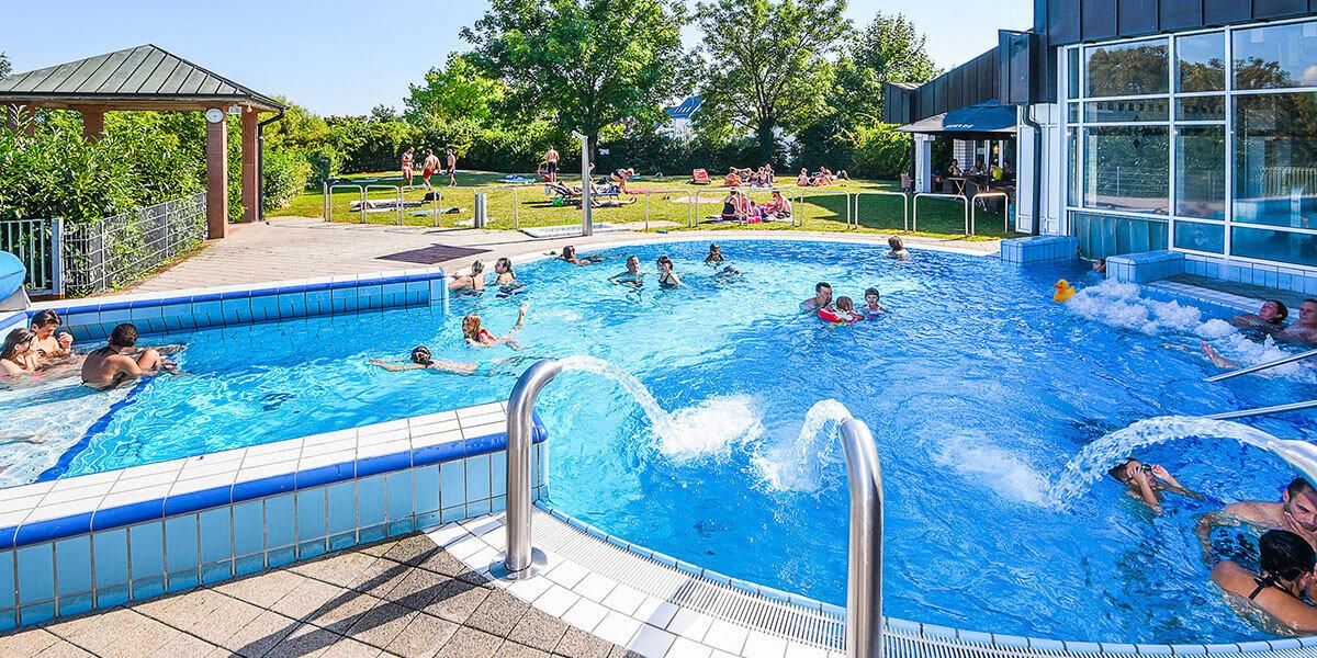 Außenpool Freizeitbad Edingen-Neckarhausen